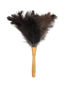 SIMPLE GOODS | DUSTER OSTRICH FEATHERS | STAUBWEDEL