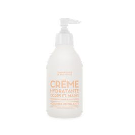 LA COMPAGNIE DE PROVENCE | HAND AND BODY LOTION SPARKLING CITRUS