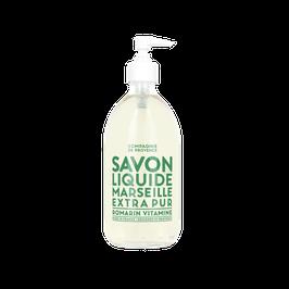 LA COMPAGNIE DE PROVENCE   LIQUID MARSEILLE SOAP REVITALIZING ROSEMARY