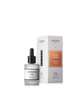 CODAGE | SERUM N°3 RADIANCE & ENERGY