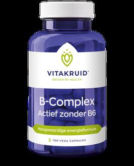 Vitakruid B Complex - 90 vega capsules