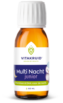 Vitakruid Multi Nacht Junior - 60 ml