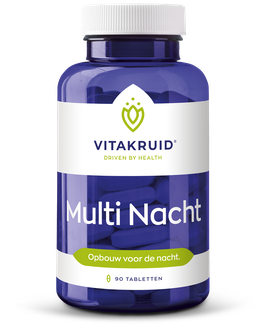 Vitakruid Multi Nacht 90 - 90 tabletten