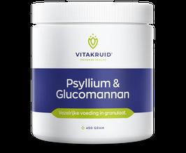 Vitakruid Psyllium & Glucomannan - 450 g