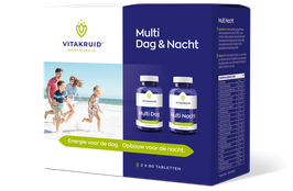 Vitakruid Multi Dag & Nacht 90 - 2x 90 tabletten
