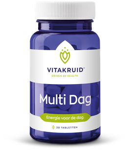 Vitakruid Multi Dag 30 - 30 tabletten
