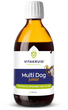 Vitakruid Multi Dag Junior - 300 ml