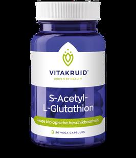 Vitakruid S-Acetyl-L-Glutathion 30 - 30 vega capsules