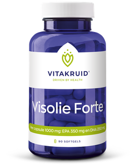 Vitakruid Visolie Forte - 90 softgels