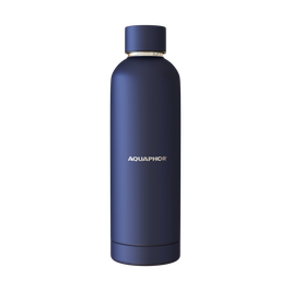 AQUAPHOR Thermo Bottle - 500 ml / Stainless steel