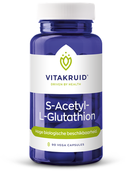 Vitakruid S-Acetyl-L-Glutathion 90 - 90 vega capsules