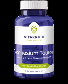 Vitakruid Magnesium Tauraat - 100 / 150 vega capsules