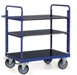 Modelo mesa- estantes