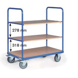 Modelo BASIC estantes