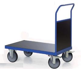 Modelo plataforma- paredes