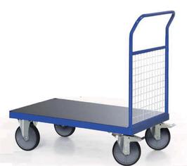 Modelo plataforma -rejillas