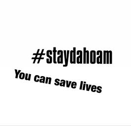 #staydahoam