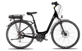 """City e-bike, MaxDrive, Mod. 2018  """"Gita, spesa, divertimento!"""" """"Ausflüge, Einkauf und Spass!"""""""