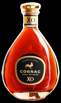 Cognac XO Carafe Médaille d'Argent Paris 2014