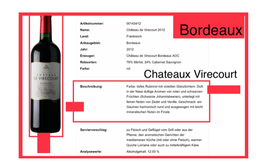 Chateaux  Virecourt -Superiieur 2010