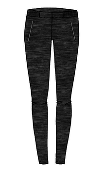 Leggings art 17AI094 Animagemella Autunno Inverno 2016/17