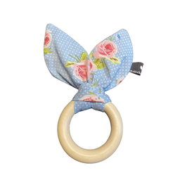 Le Chewy-Bunny mit Knister - Red Dottie Roses
