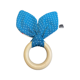 Le Chewy-Bunny mit Knister - Icecream Blue Dottie