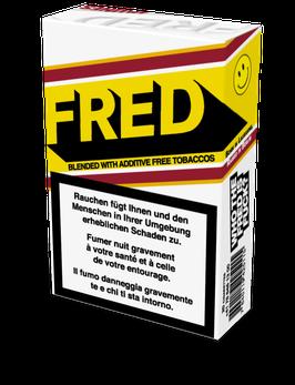 Fred Jaunes 8mg