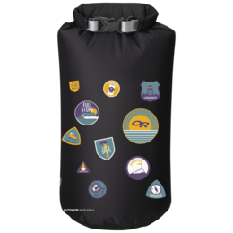 "OR graphic Dry Sack 20L ""merit badges"""