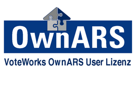 VoteWorks OwnARS User Lizenz