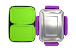 ECOtanka lunchBOX + 2 x pocketBox