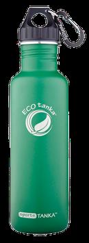 sportsTanka, 800 ml, Retro-Grün, ECO-033