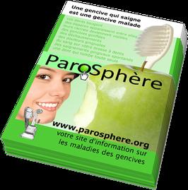 "Flyer ""ParoSphère"""
