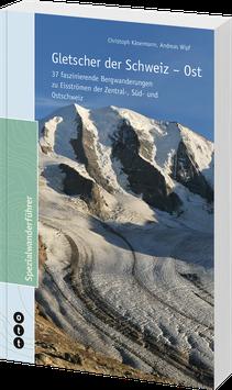 Gletscher der Schweiz - Ost