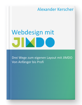 Webdesign mit Jimdo (PDF-Version)