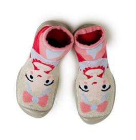 Chaussons chaussettes poupée russe  - Collégien