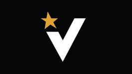 Bandera del Movimiento Victoria Ciudadana (MVC) - Fondo Negro (3'x5')