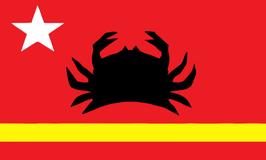 Bandera de la Comunidad de Santurce-Cangrejos