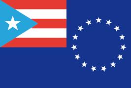 Bandera de la Diáspora Puertorriqueña
