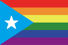 Bandera Puerto Rico LGBT