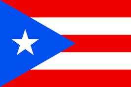 Bandera de Puerto Rico-1952