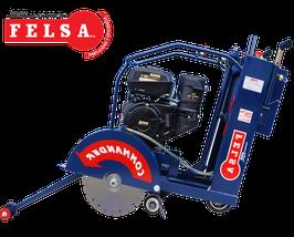 Cortadora de piso FELSA con motor Kohler