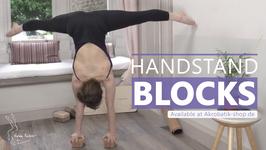 Handstandblock Kork