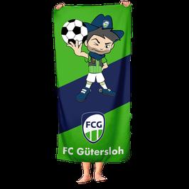 FC Gütersloh - Badetuch - 70 x 140 cm
