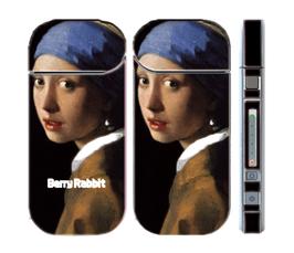 berryrabbit  大人気!IQOS シール 新型2.4plus対応 名画シリーズ!フェルメール