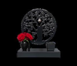 Urn staand model boom