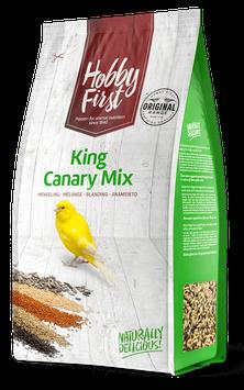 HOBBYFIRST KING CANARY MIX 1 KG COMIDA PARA CANARIOS