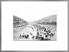 "Edition 18x24 ""Eisiger Sonntag 1929"""