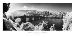 "Poster ""Old Bridge"" 50x100 cm"