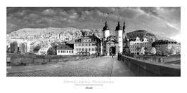 """Poster """"Altstadt"""" 50x100 cm"""